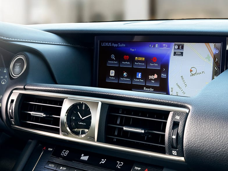 Lexus IS 300h | Leasing | Charles Hurst