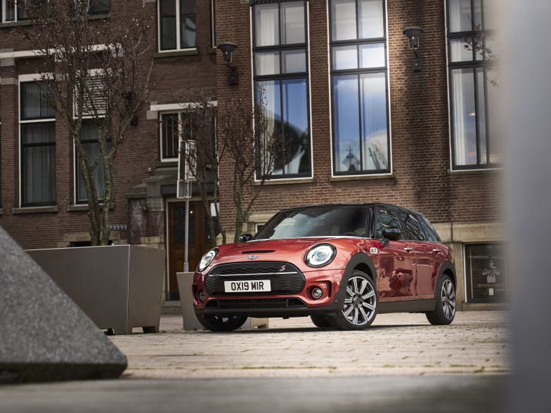 New New Mini Clubman Finance Available Marshall Mini
