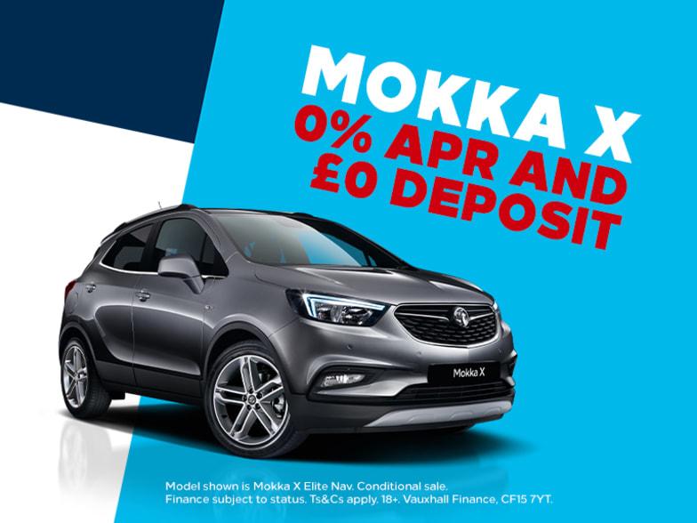 0 Apr Car >> Mokka X With 0 Apr Taylors Vauxhall