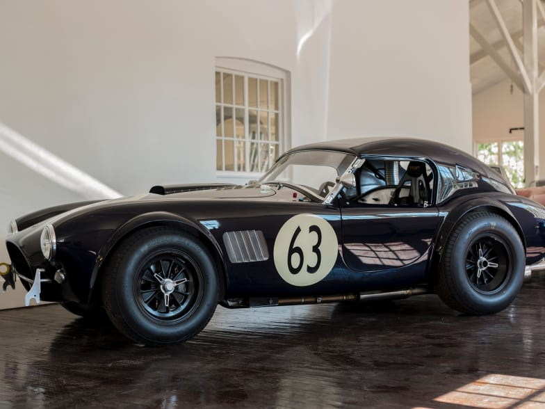SHELBY COBRA FIA HTP FOR SALE | Nicholas Mee & Co