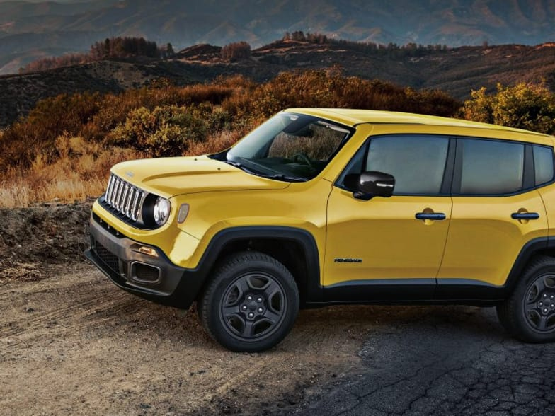 New Jeep Renegade >> Jeep Renegade Trailhawk