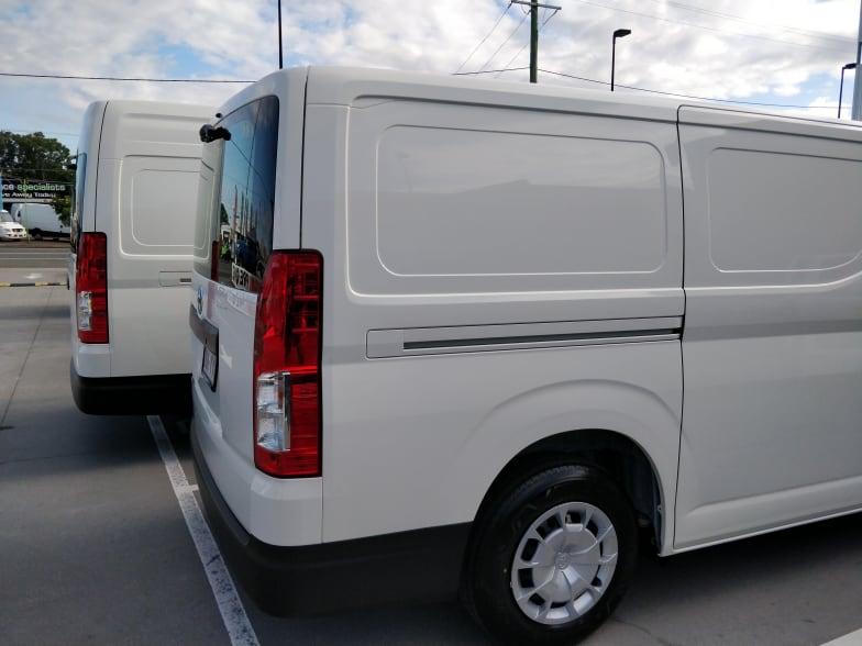 Toyota HiAce Review | Brisbane | Motorama
