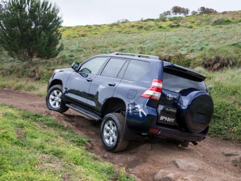 2014 Toyota Prado GXL Review | Brisbane | Motorama