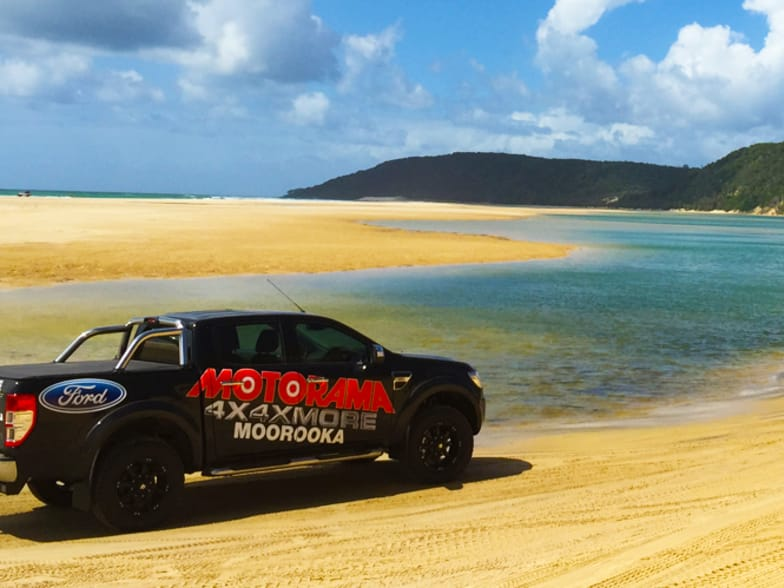 4X4XMore Best Beaches: Noosa North Shore | Motorama