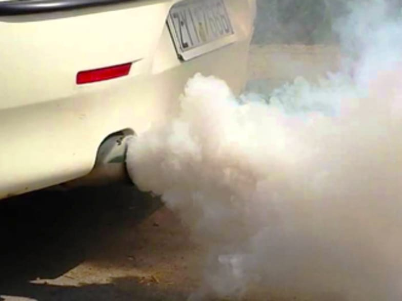 What is Smoke Coming Out of the Exhaust Mean? | Motorama