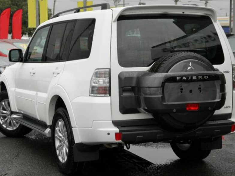 2013 Mitsubishi Pajero VRX Review   Brisbane   Motorama