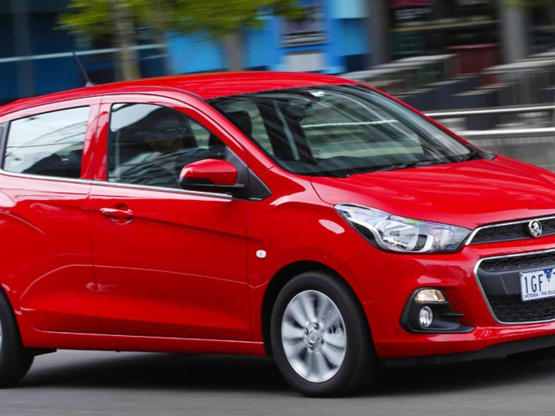 Holden Spark LS Review | Brisbane | Motorama
