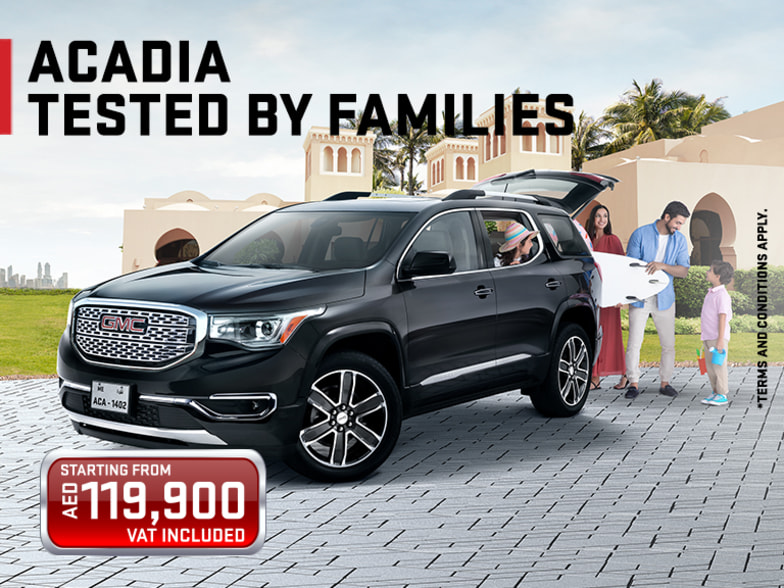2019 Acadia | Abu Dhabi, UAE | Bin Hamoodah