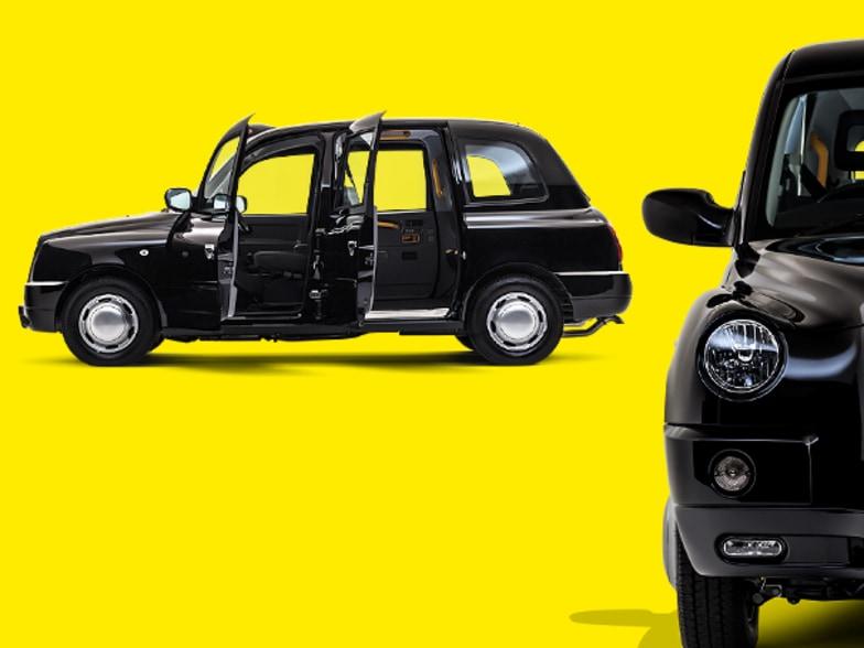 LONDON TAXIS LTI TX4 HANDBRAKE LEVER Other Car Parts