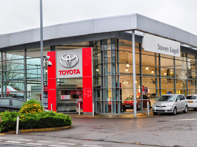 My toyota finance uk contact number