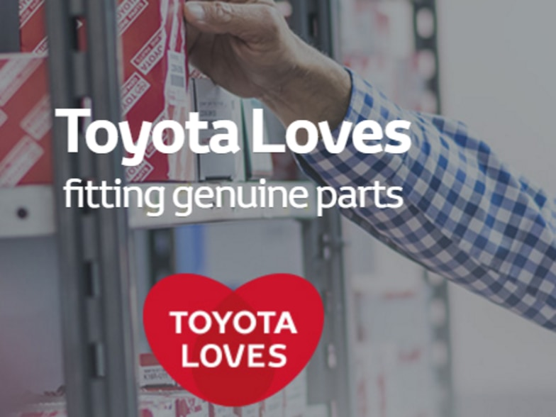 Genuine Toyota Parts >> Genuine Toyota Parts Steven Eagell Toyota