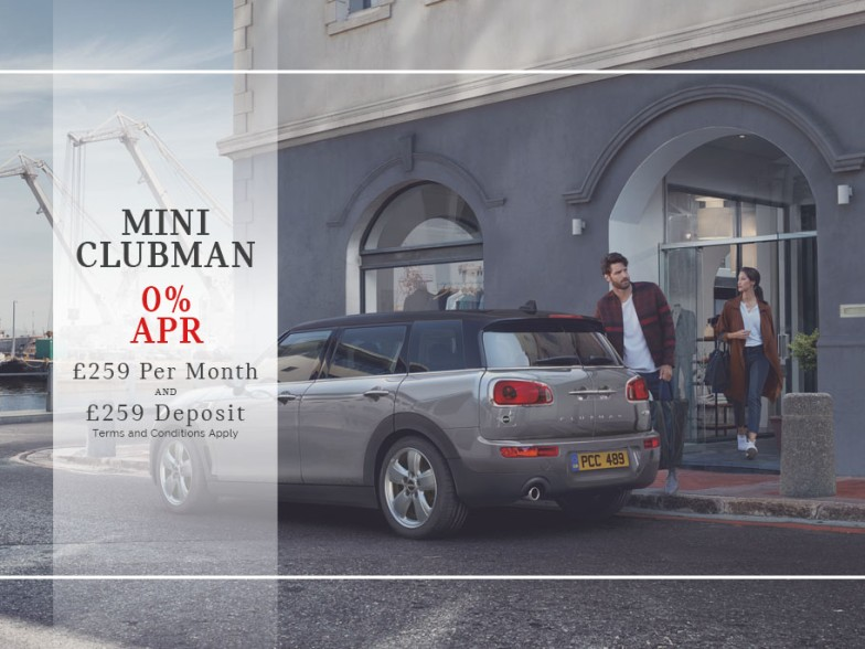 Williams Mini New Car Offers