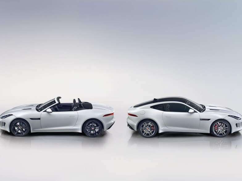 jaguar f-type range | manchester | williams jaguar