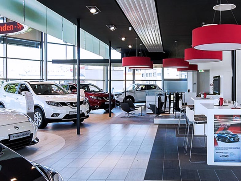 Ames Car Dealers >> New Cars Thetford Ames Nissan