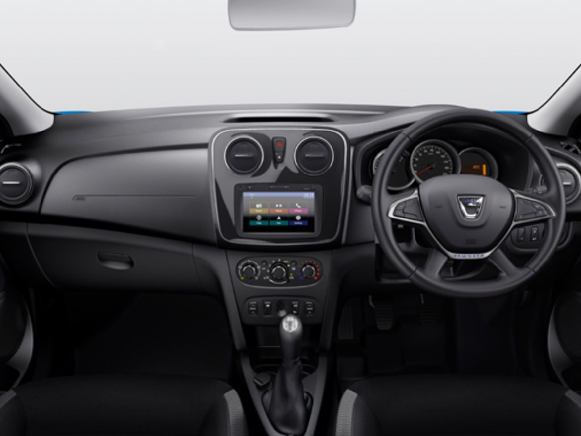 New Dacia Sandero Stepway | Wimborne & Salisbury | Westover Dacia