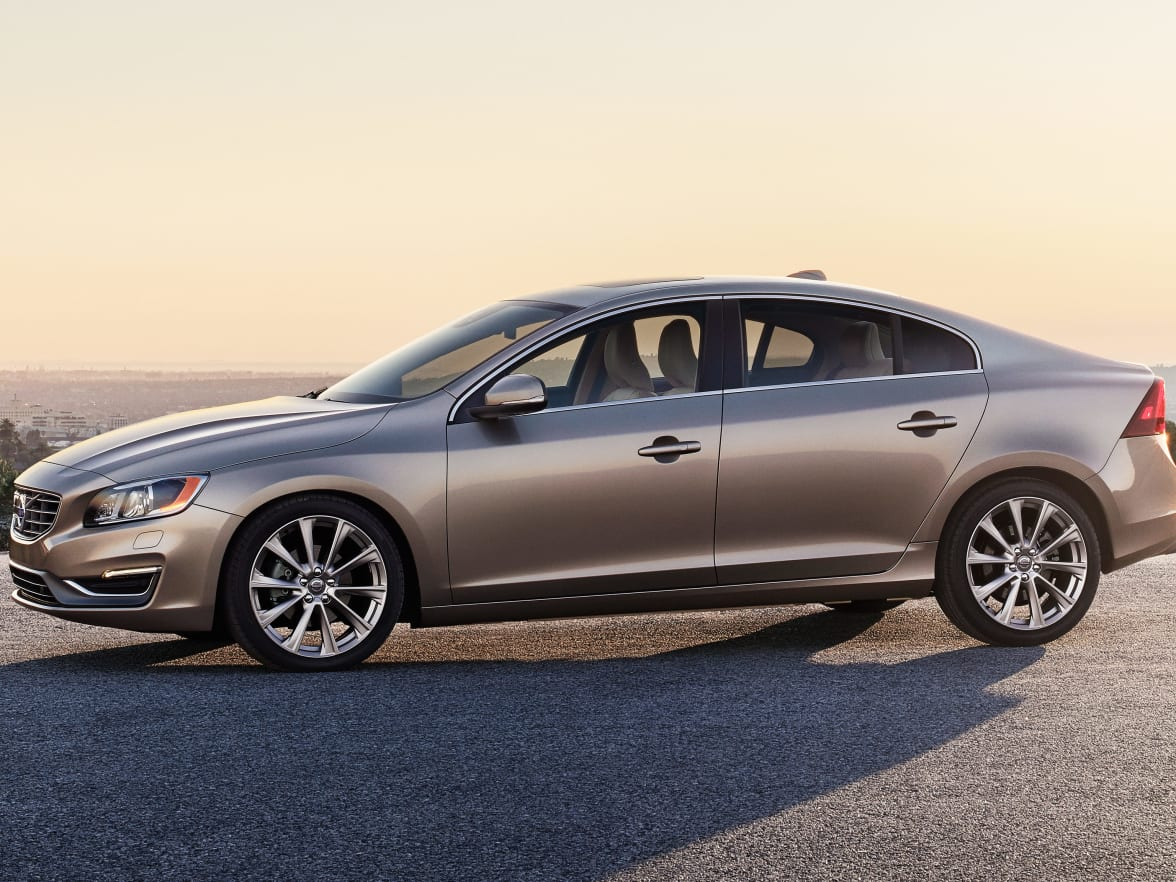 Volvo S60: Search paths