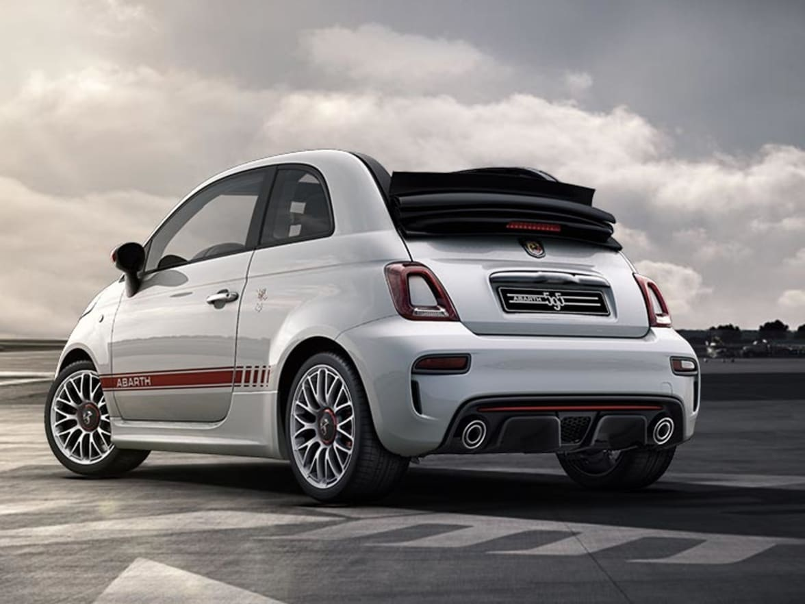 New Abarth 595 | Corby, Northamptonshire | Rockingham Abarth