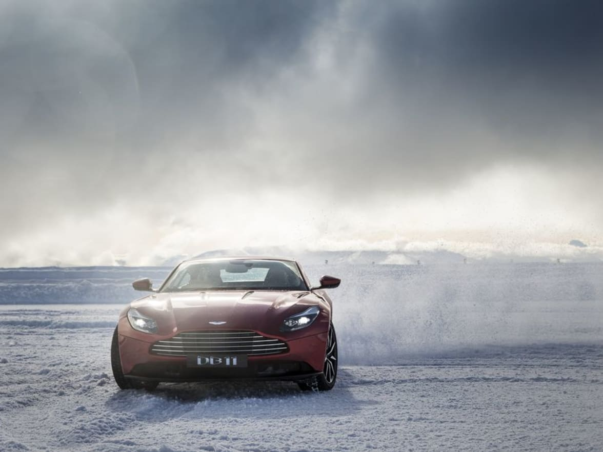 Winter Protection Accessories Lancaster Aston Martin - Aston martin accessories