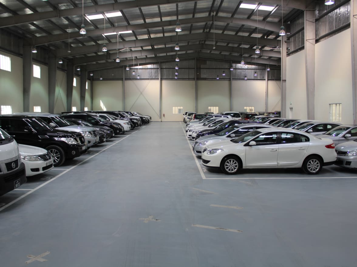 Over 100 Pre Owned Cars On Display Qatar Saleh Al Mana