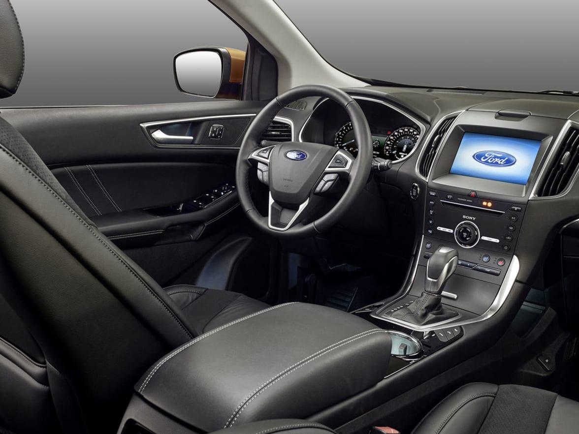 New Ford Edge Interior