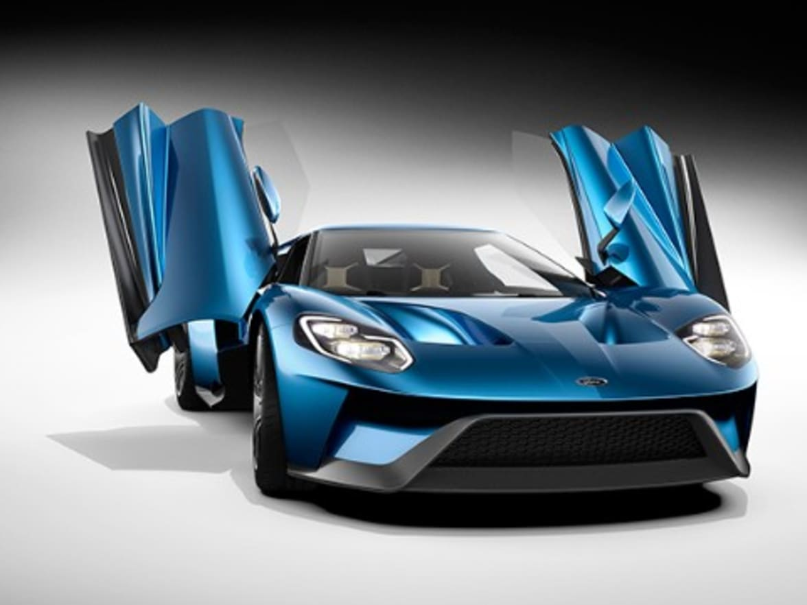 Production For The Ford Gt Starts Late  Expect A Fusion Of Outstanding Acceleration Precision Handling And Efficiency