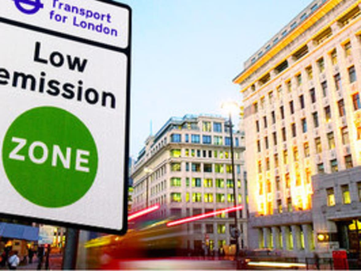 Image result for ultra low emission zone
