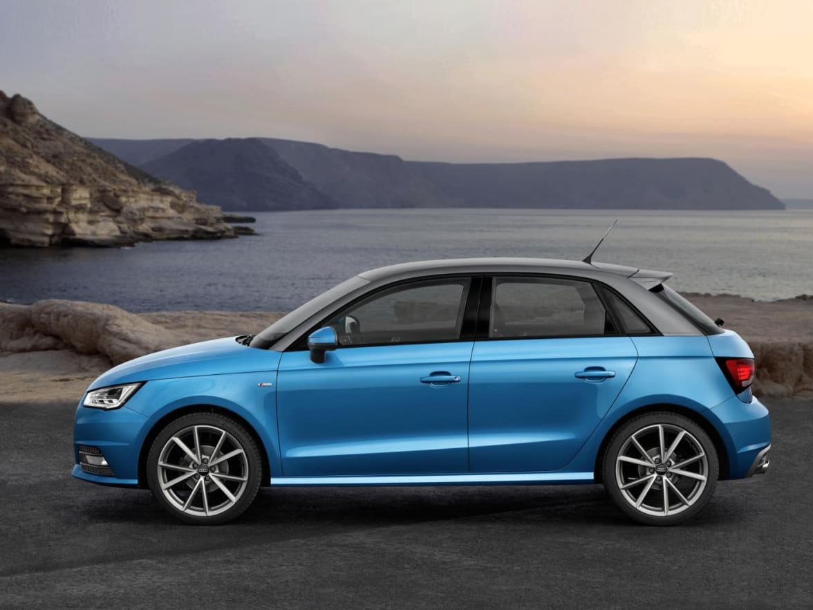 Get Ready To Meet The New Audi A Due In - Audi a1 2018