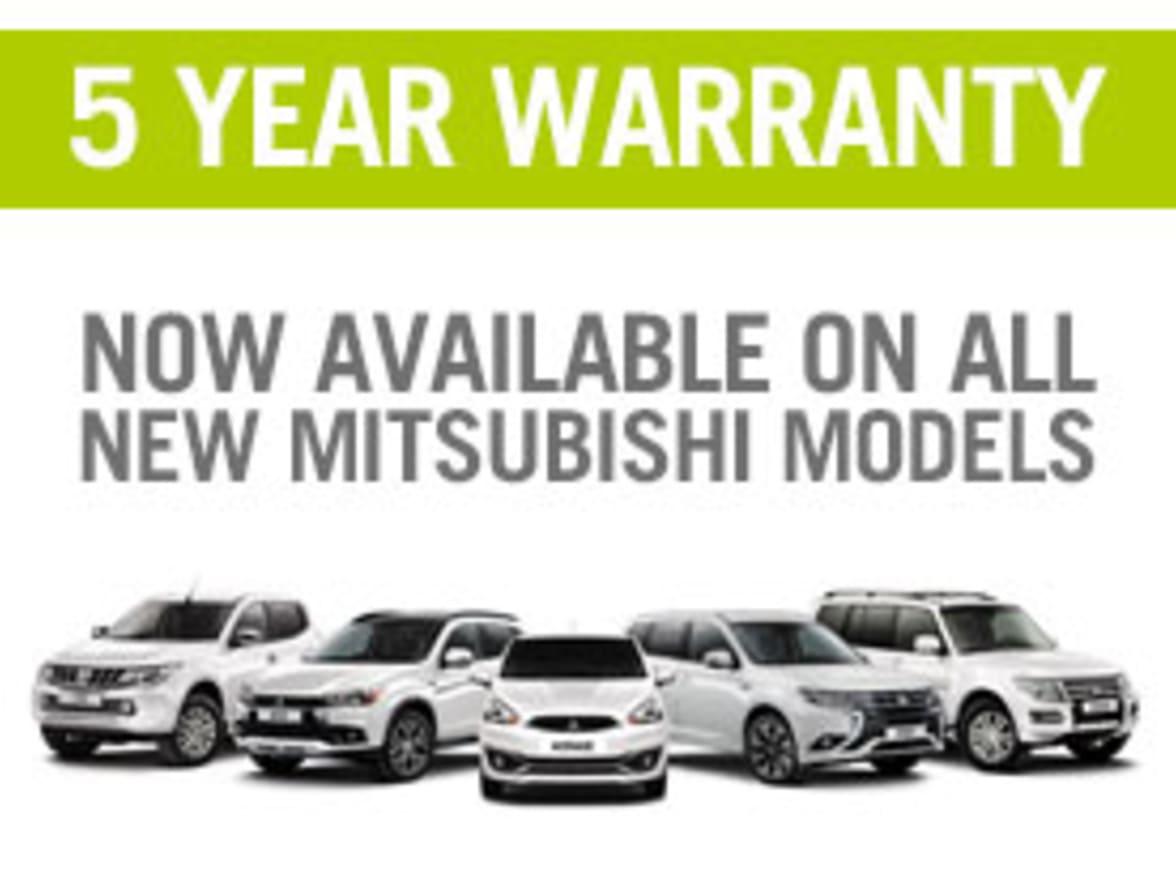 Mitsubishi 5 Year Warranty Jcb Mitsubishi