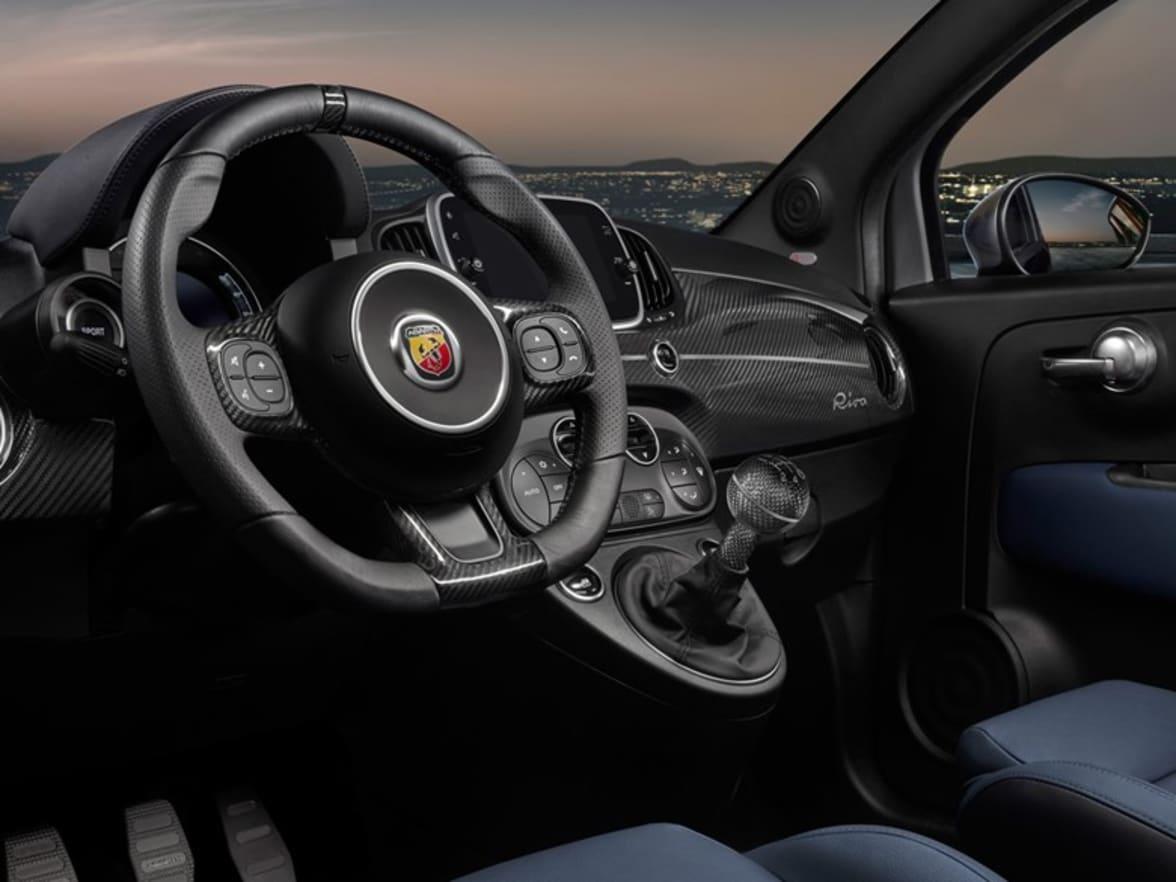 New Abarth 695 Rivale For Sale Glyn Hopkin Dealer 2015 Fiat 500 Interior 95