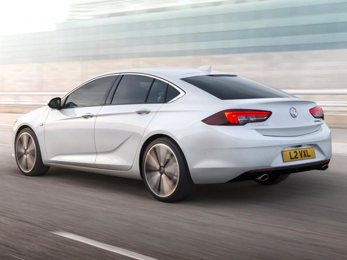 New 2017 Vauxhall Insignia Grand Sport Advance Sports Car Its Roofline Does Sit Lower Though Giving It What Hopes Is A Coupe Like Look This Combined With Styling Cues Designed To Make The