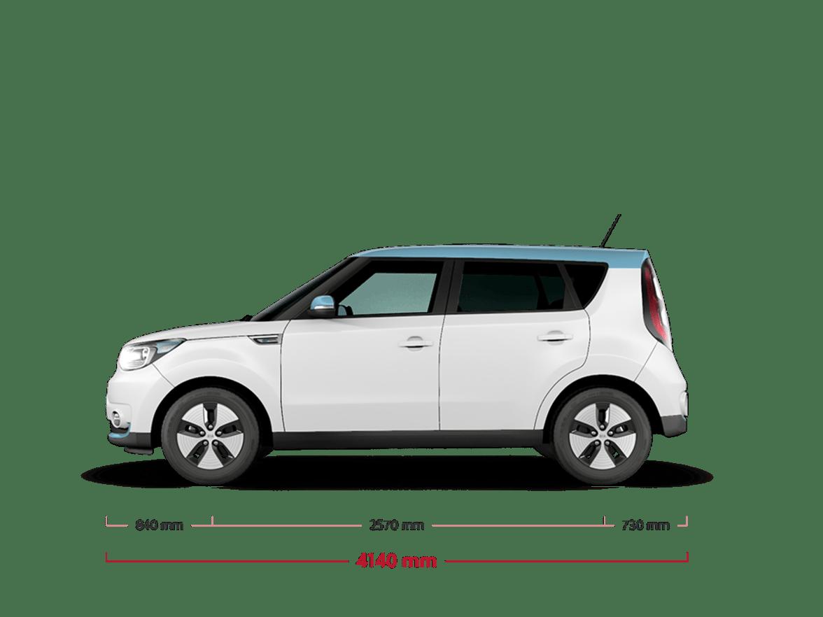 Kia Soul: Parking Brake Cable. Installation