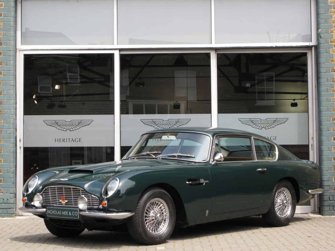 DB VANTAGE FOR SALE Nicholas Mee Co - Aston martin db6 for sale