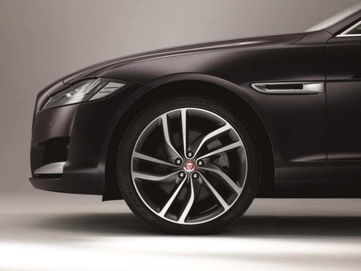 How Much Is The Jaguar Portfolio?