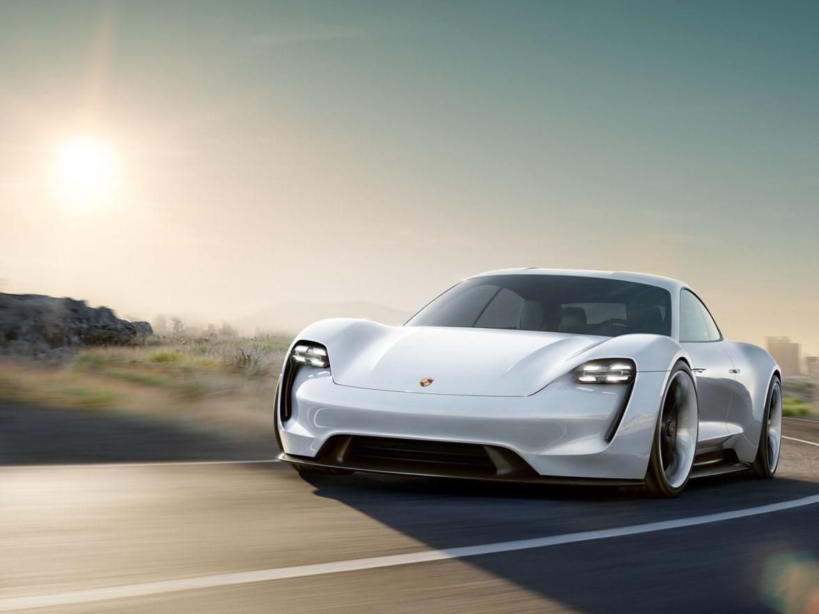 New Porsche Taycan Jardine Motors Porsche