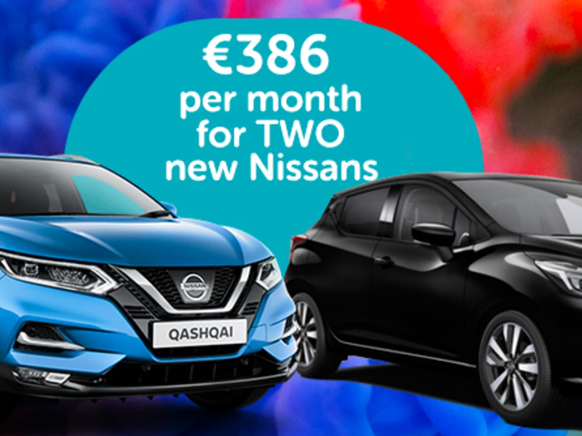 2 Great Cars 1 Incredible Price The 182 Nissan Car Combo