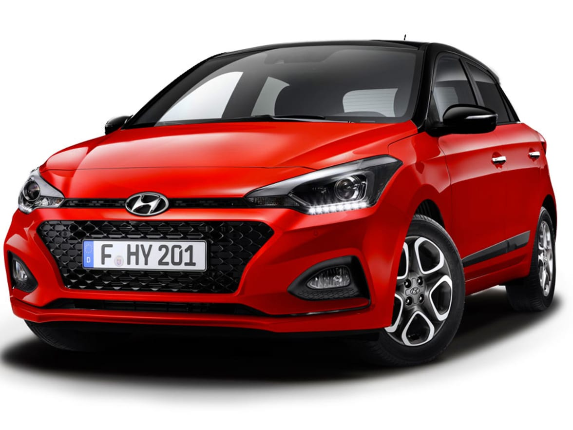 New Hyundai I20 Specifications Price More Two Door Car For Personalisation On The Five Theres Also Option Of A Phantom Black Tone Roof