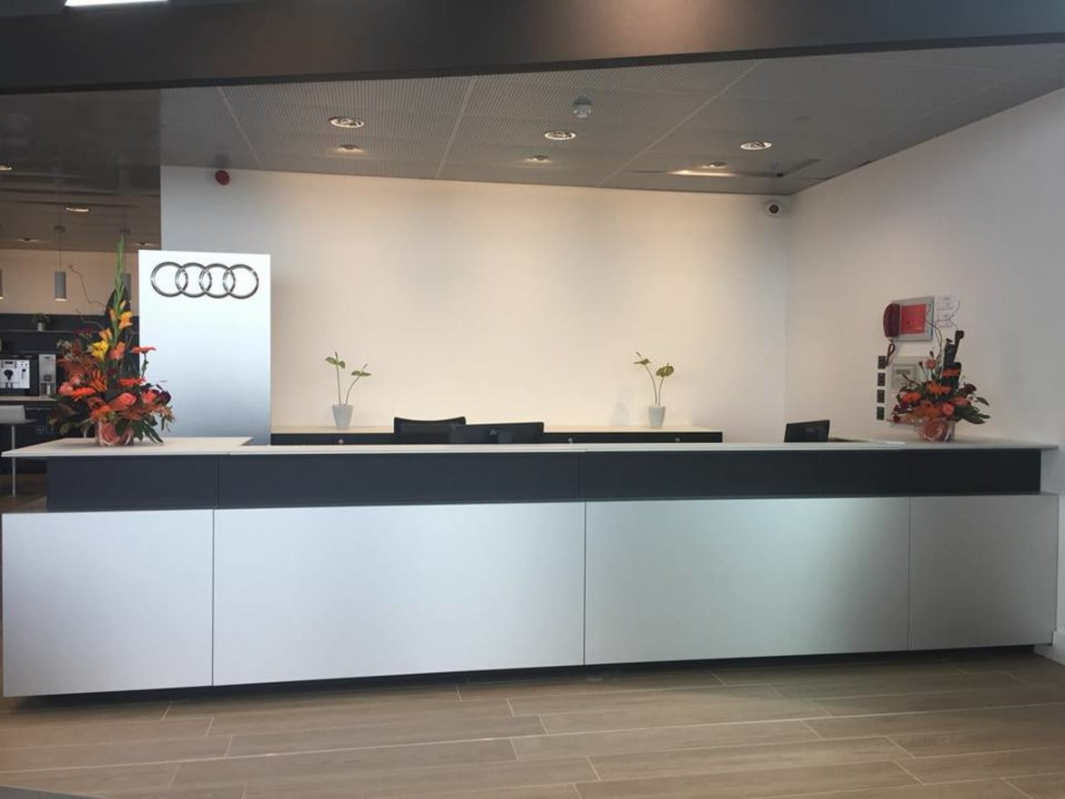 Our New Audi Galway Terminal Is Now Open Connolly Group