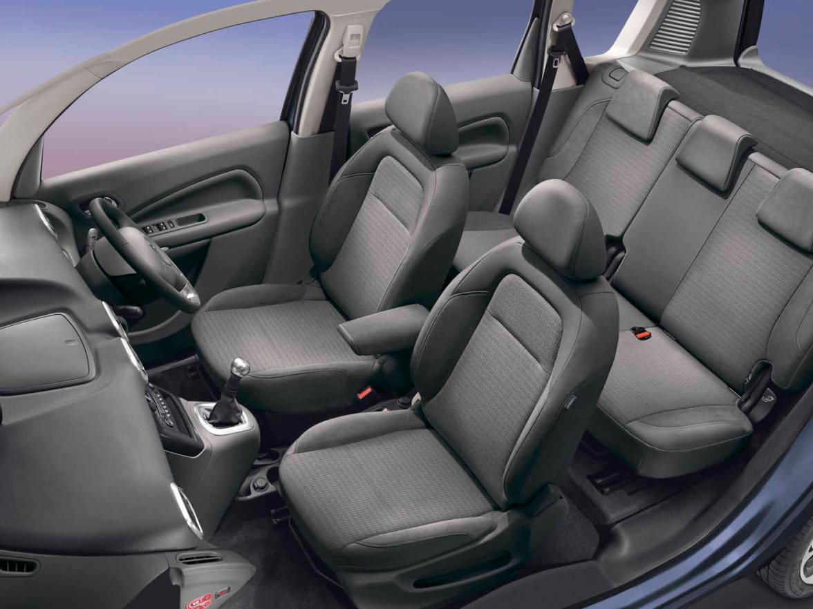 New Citroen C3 Picasso   Morecambe & Blackpool   Vantage Citroen