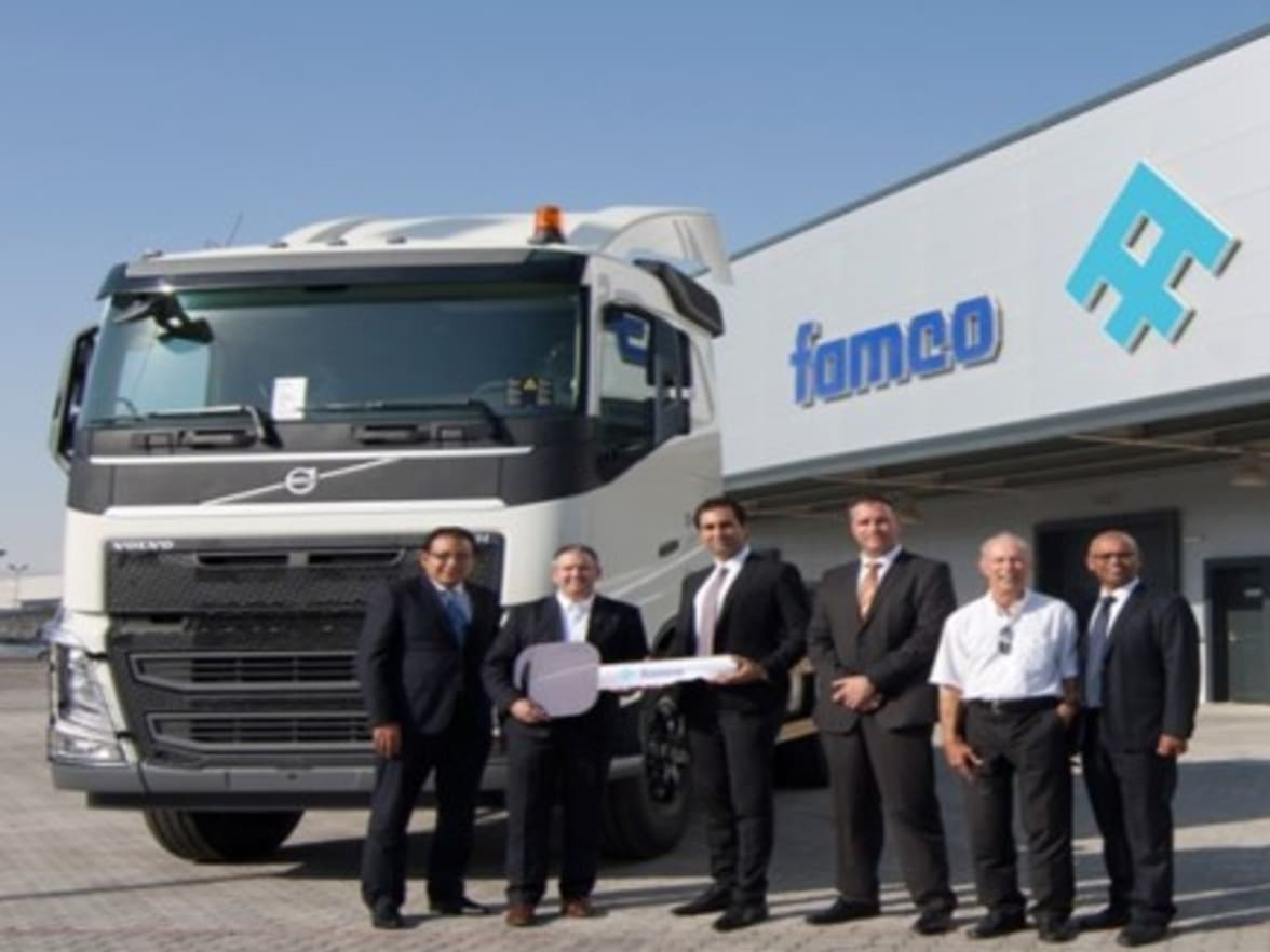 Wiring Diagram Volvo Fh12 : Buy new volvo trucks in the uae famco