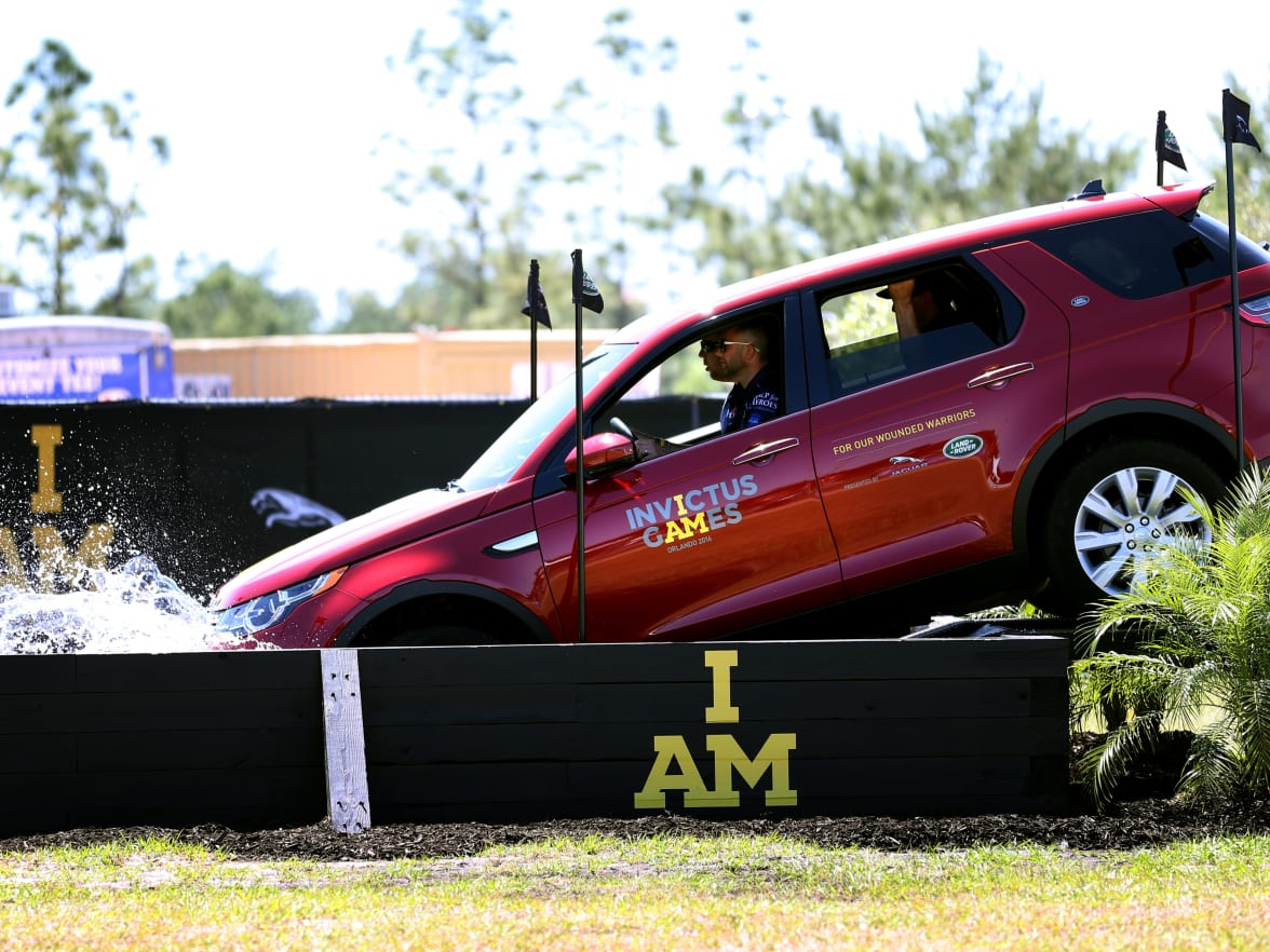 The Invictus Games Have Seen Prince Harry Take Part In A Riveting Land Rover Defender Challenge Call Click Or Visit Us Today At Marshall Dealerships Bedford Bury Of St Edmunds Cambridge Lincoln Mowbray Peterborough