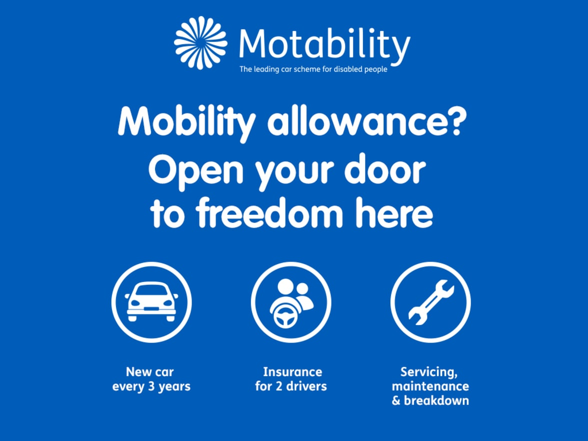 Motability Offers Northern Ireland Donnelly