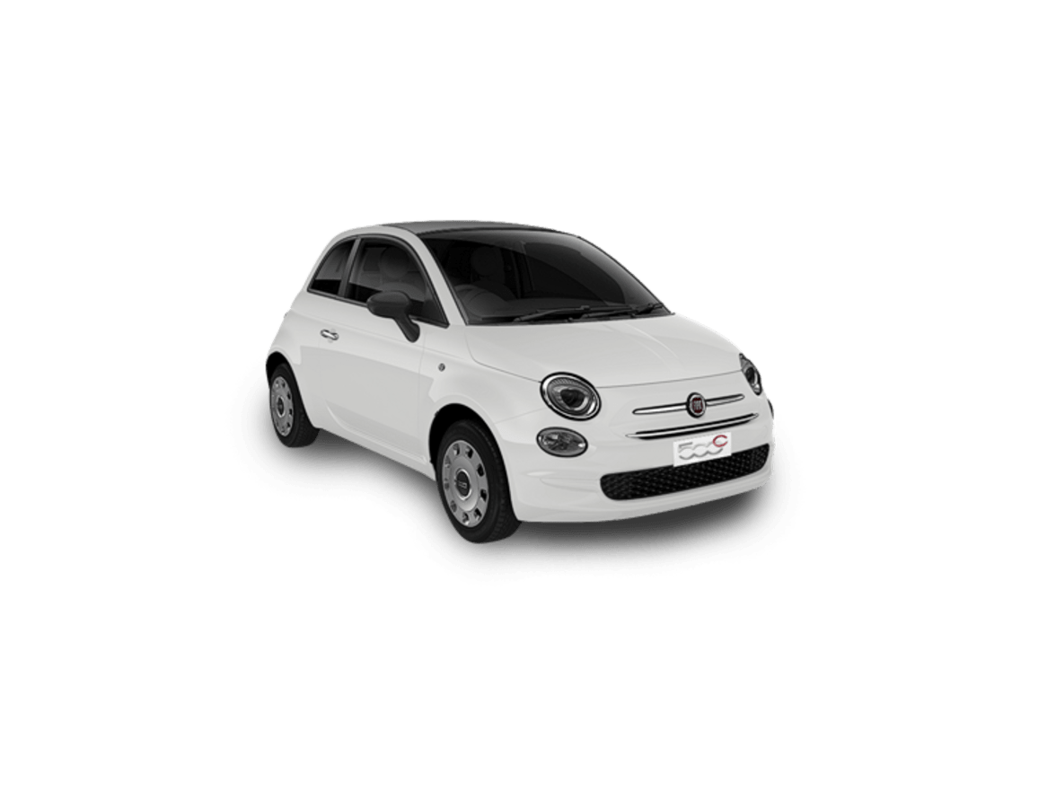 New Fiat 500c From £14,265
