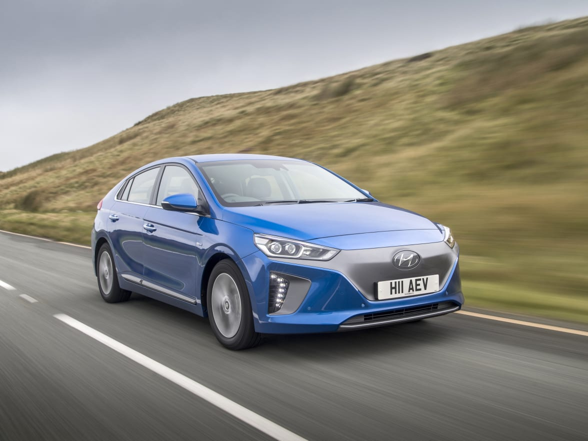 The Electrifying Hyundai Ioniq Is The Best Small Hatch At The Uk Car
