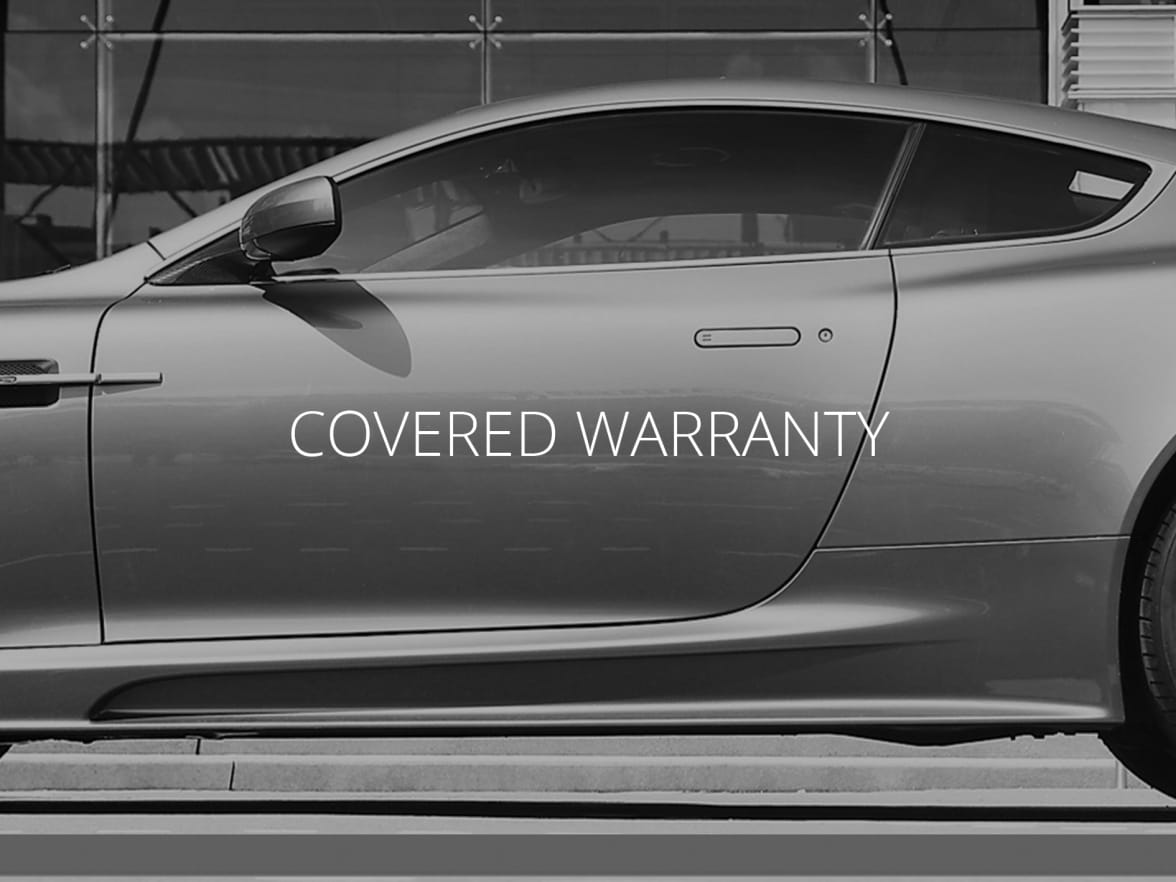 Warranty Hertfordshire Nicholas Mee Co - Aston martin warranty