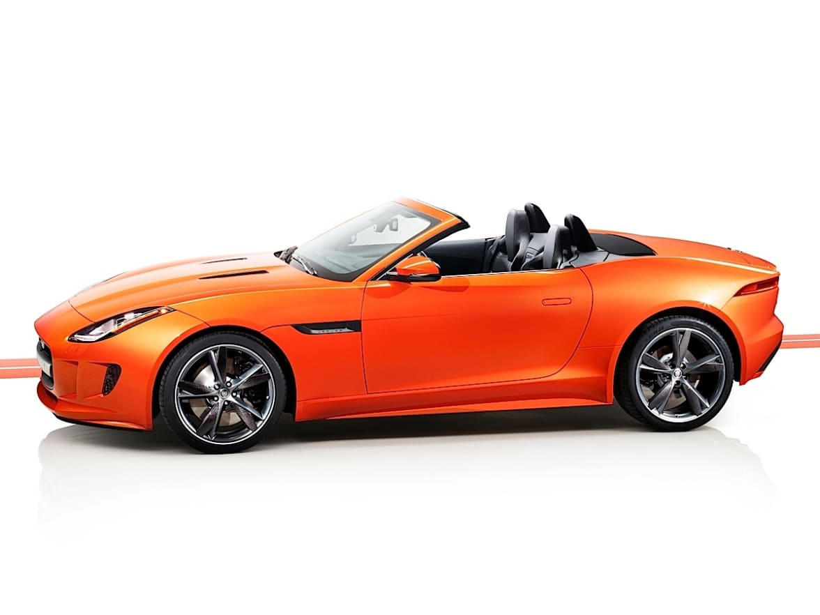 Exceptional ... The New F TYPE Has The Power To Please Even The Most Fanatical Speed  Demon. All This, And It Still Manages To Keep An Eye On Its CO2 Emissions  And Fuel ...
