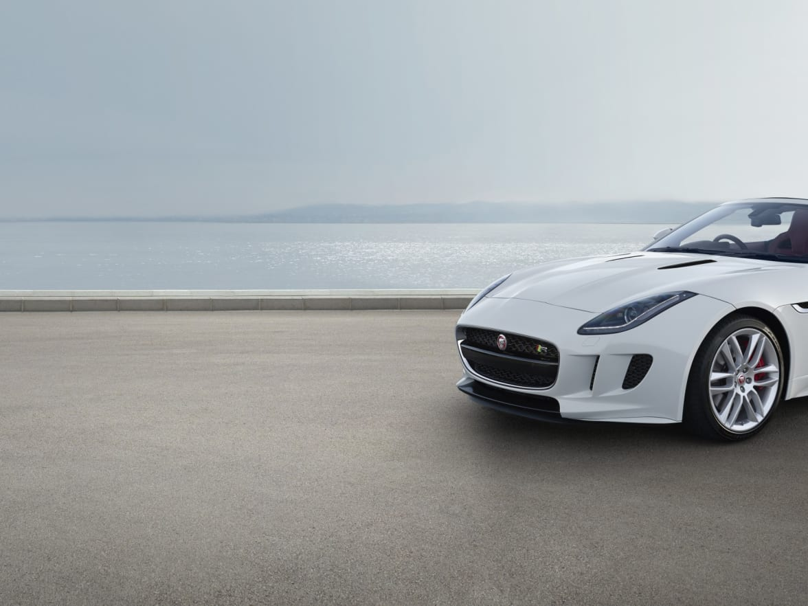 New Jaguar F Type Convertible Military | Poole, Dorset | Westover Jaguar  Military Sales