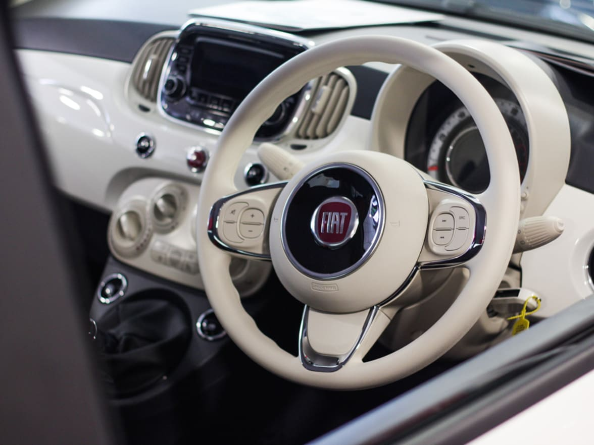 New Fiat Cars Newcastle Under Lyme Staffordshire Bs Marson Fiat