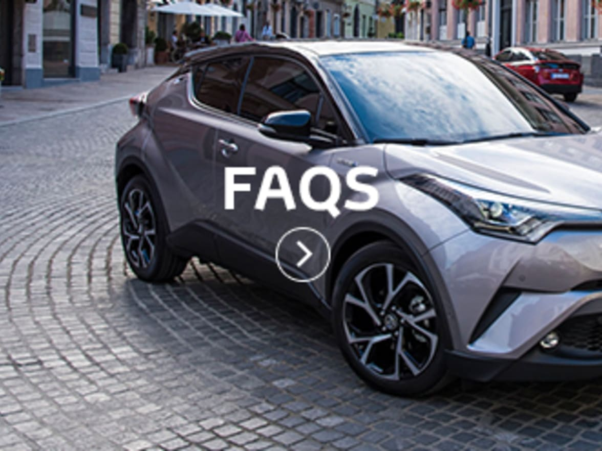 Toyota Hybrid Cars Greater Manchester Lancashire West Yorkshire