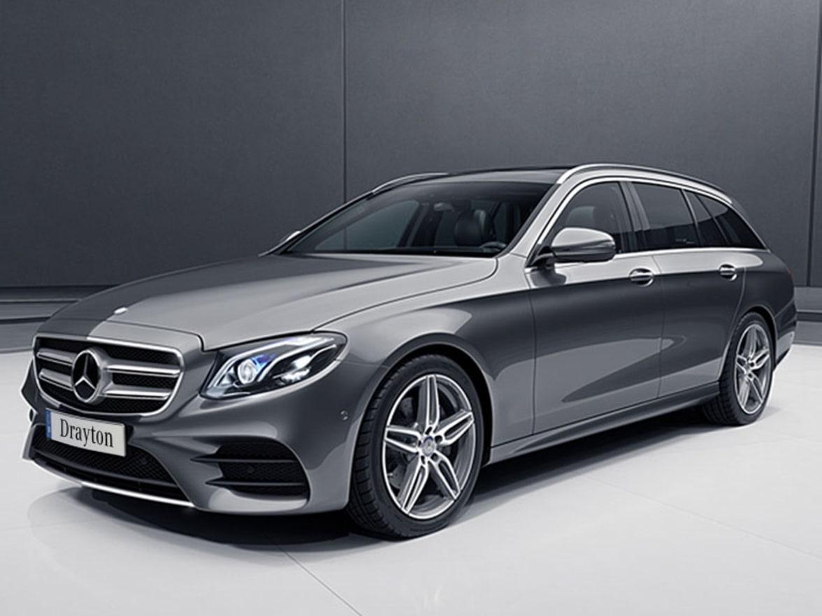 Mercedes Benz E Class Estate ✓ The Mercedes Benz