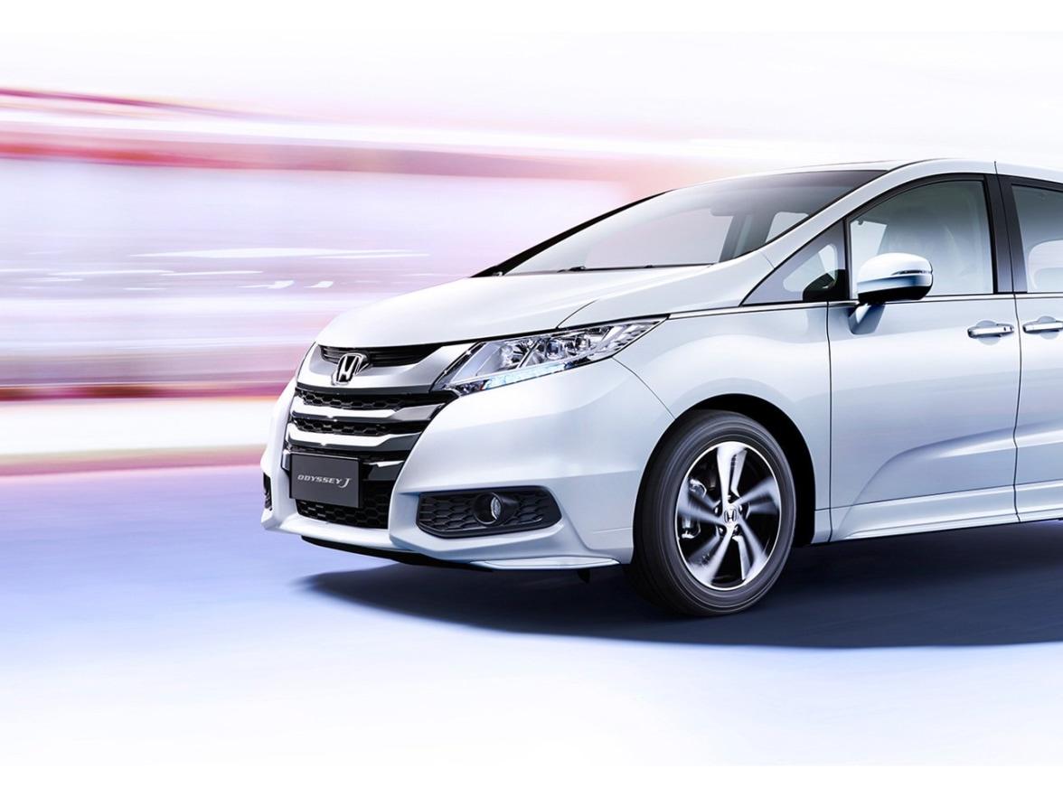 Buy The New Honda Odyssey J In Oman Omasco Wiring Diagram 2002 Seat